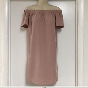 Mauve H&M slip dress. Great condition